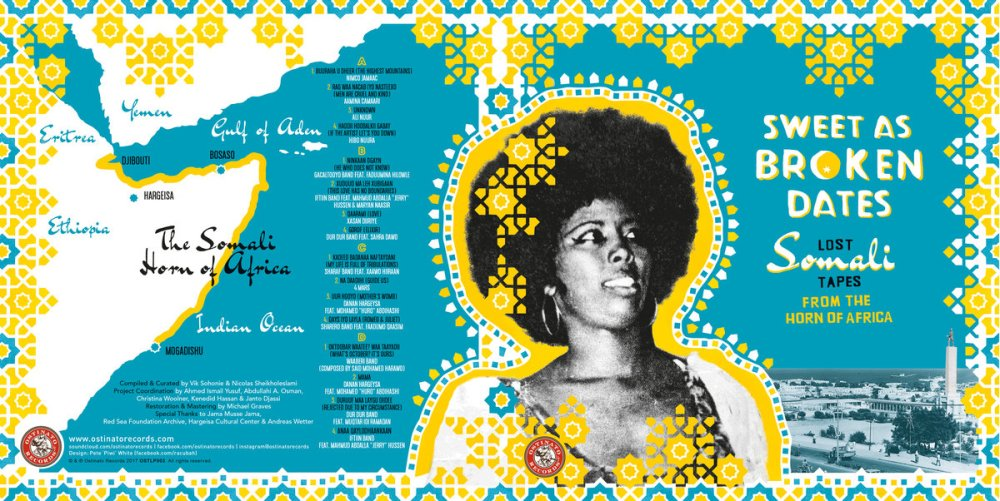 Sweet As Broken Dates- Lost Somali Tapes from the Horn of Africa