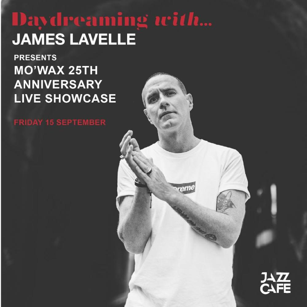 Mo'Wax 25th Anniversary Live Showcase