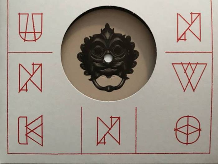 "Charles Hayward / Tomaga Split 7"" (GOD033)"