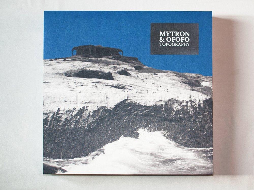 "Mytron & Ofofo - Topography - 12"" Vinyl"