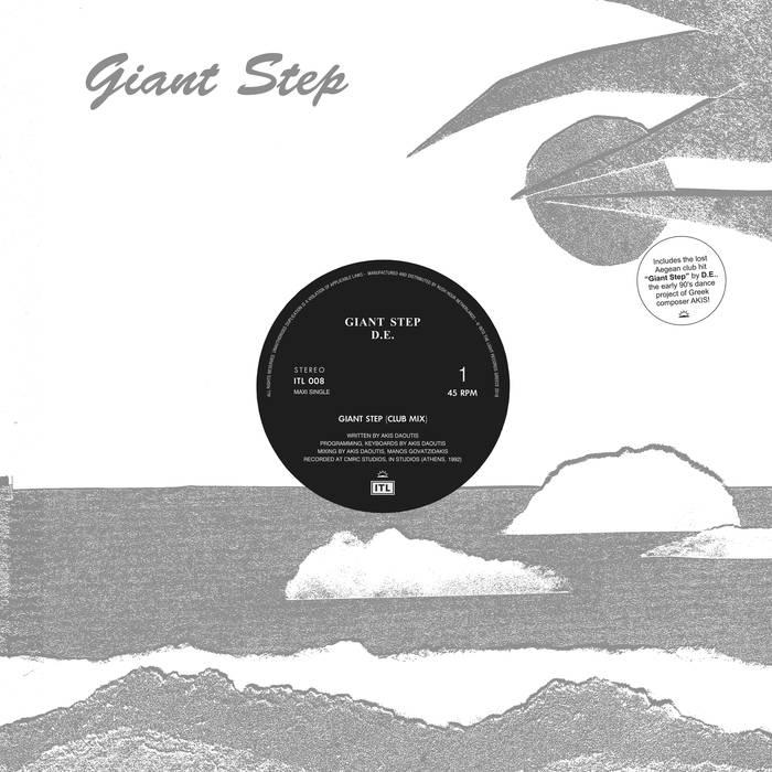 Reissue D.E - Giant Step